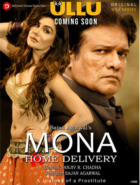 Mona Home Delivery 2019 Part 02 Complete WEB Series 720p HEVC