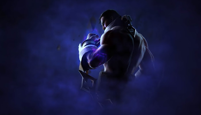 Login Screen - Sylas, the Unshackled - League of Legends