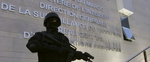 Le Maroc met en échec un attentat en France.