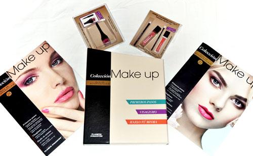 Review: Colección Make up de Planeta de Agostini entregas 21 y 22