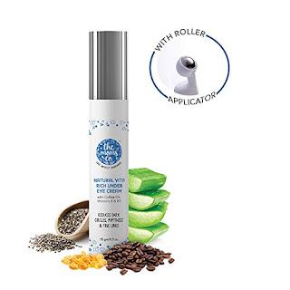 The Moms Co. Natural Vita Rich Under Eye Cream