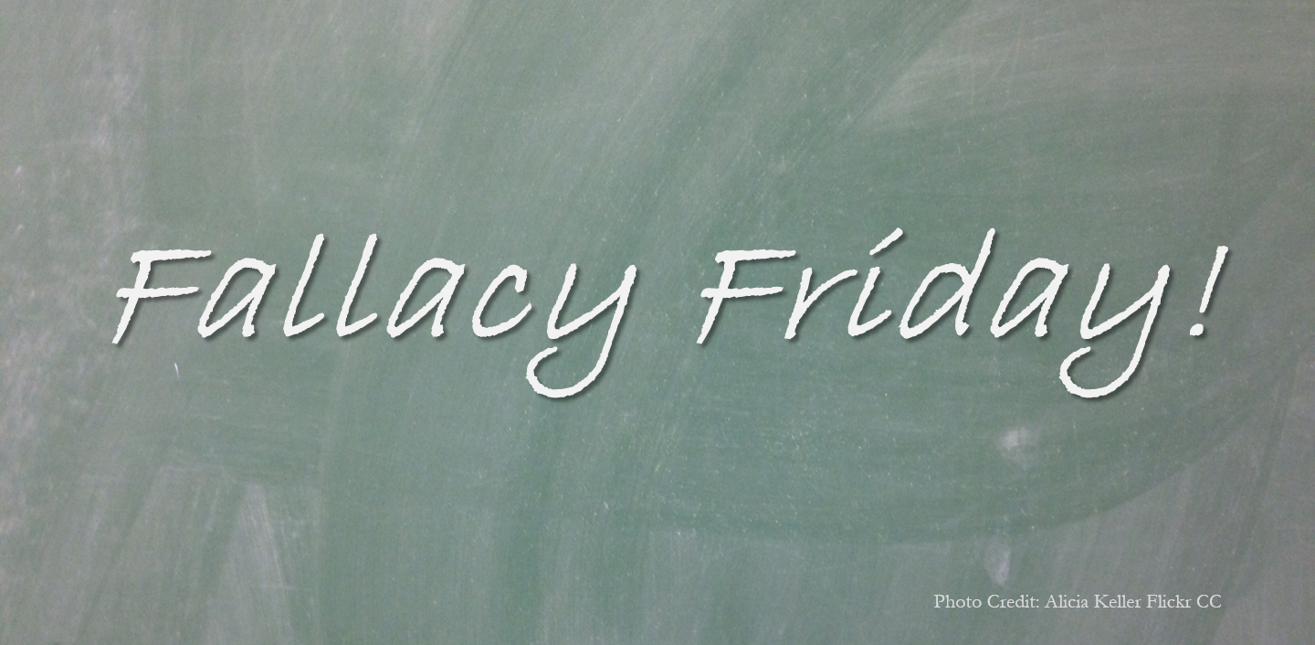 Line Drawing Fallacy : Today s logical fallacy is the continuum a