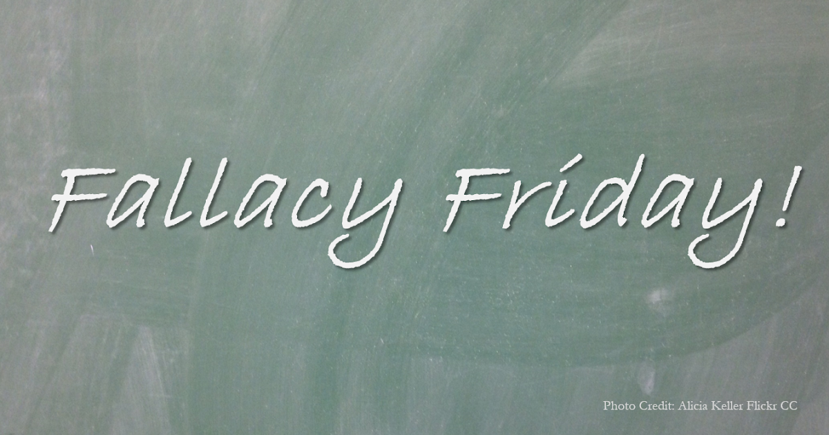 Line Drawing Fallacy : Today s logical fallacy is the continuum a believing