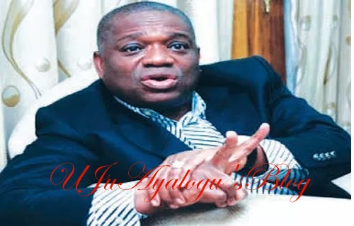 BOW LEGS : Orji Kalu's one leg is in PDP, another in APC – Ikonne