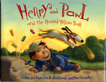 "Cover for ""Henry and Pawl"""