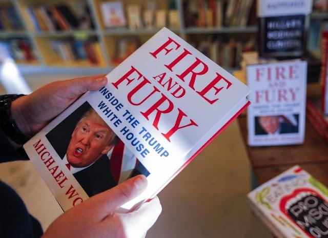 Fogo e Fúria, livro sobre Trump, vai virar série