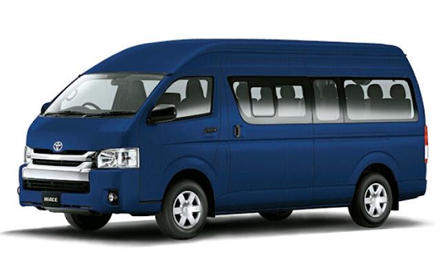 Simak Keunggulan, Spesifikasi dan Harga Toyota Hiace di Jakarta