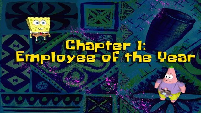 Download SpongeBob SquarePants Employee of the Month PC Games