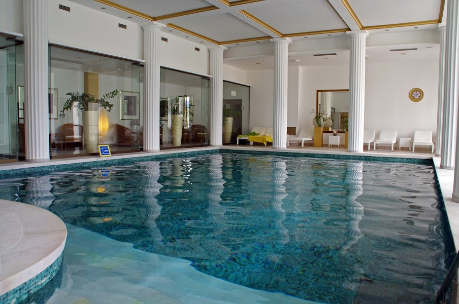 Grand Hotel Toplice Swimming Pool