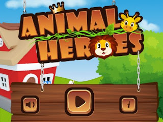 Animal Heroes Awesome Puzzle Online Games Free Play