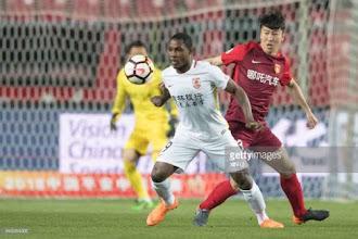 Ighalo score 4 in Changchun win, makes record 🌟