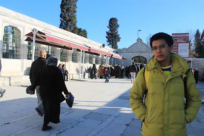 Ziarah Istanbul