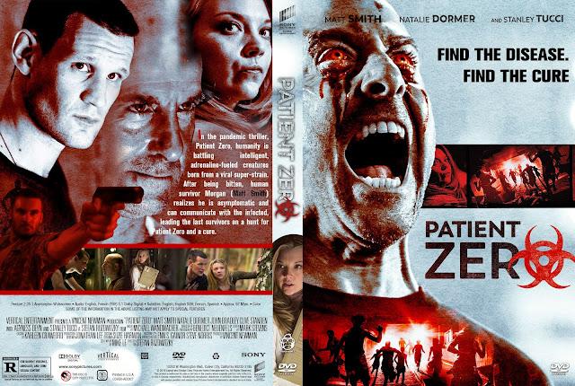 Patient Zero DVD