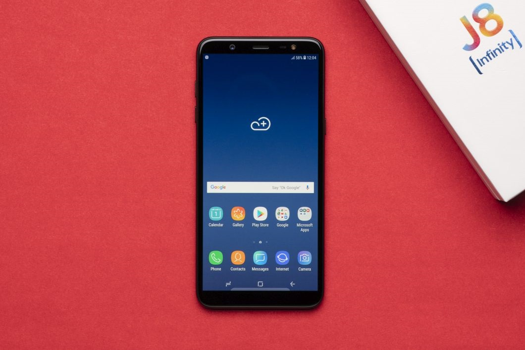 Samsung has introduce the latest Infinity Display with a launch of Galaxy J8