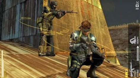 Metal Gear Solid Peace Walker PPSSPP Android