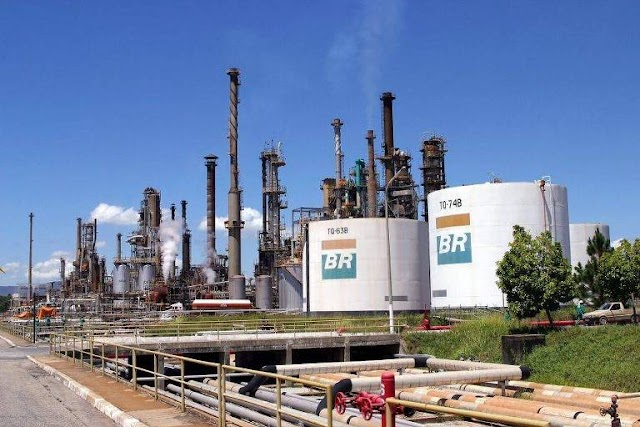 PETROBRAS REDUZ PREÇO DA GASOLINA EM 4% NESTA QUINTA-FEIRA