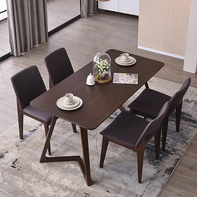 Model Meja Makan Kayu Terbaru, IKEA Tempatnya