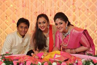 Rahul Actress Sridevi Vijaykumar Baby Rupikaa Naming Ceremony Pictures  0006