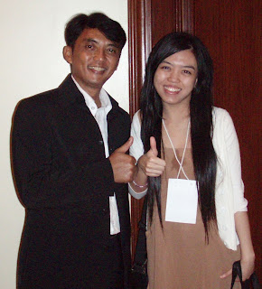 Imel Young with Erbe Sentanu