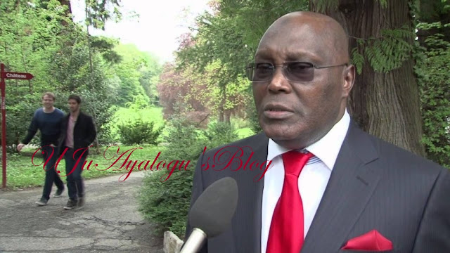 Atiku threatens legal action over alleged comments on IPOB, Nnamdi Kanu