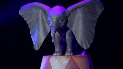 Trailer: Tim Burton's Live Action Dumbo Adaptation