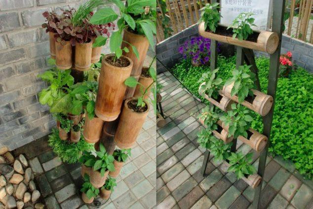 20 Creative Handmade Ideas How To Use Bamboo Tree