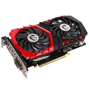 Graphics Card for Best AMD Gaming PC Build Under $500 2017