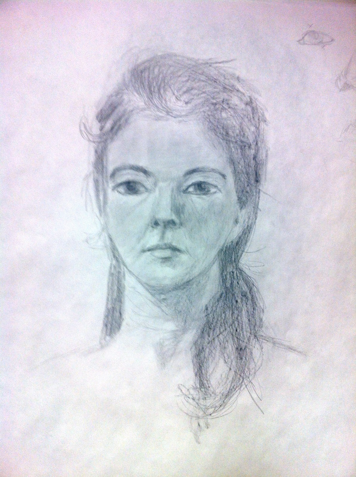 Genevieve Mercatante Fine Art - image 3 - student project