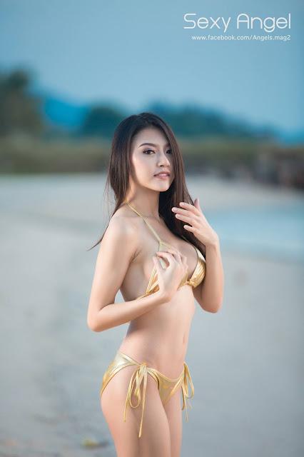 Hot girls Thai porn model Nirada Guernongkun 15