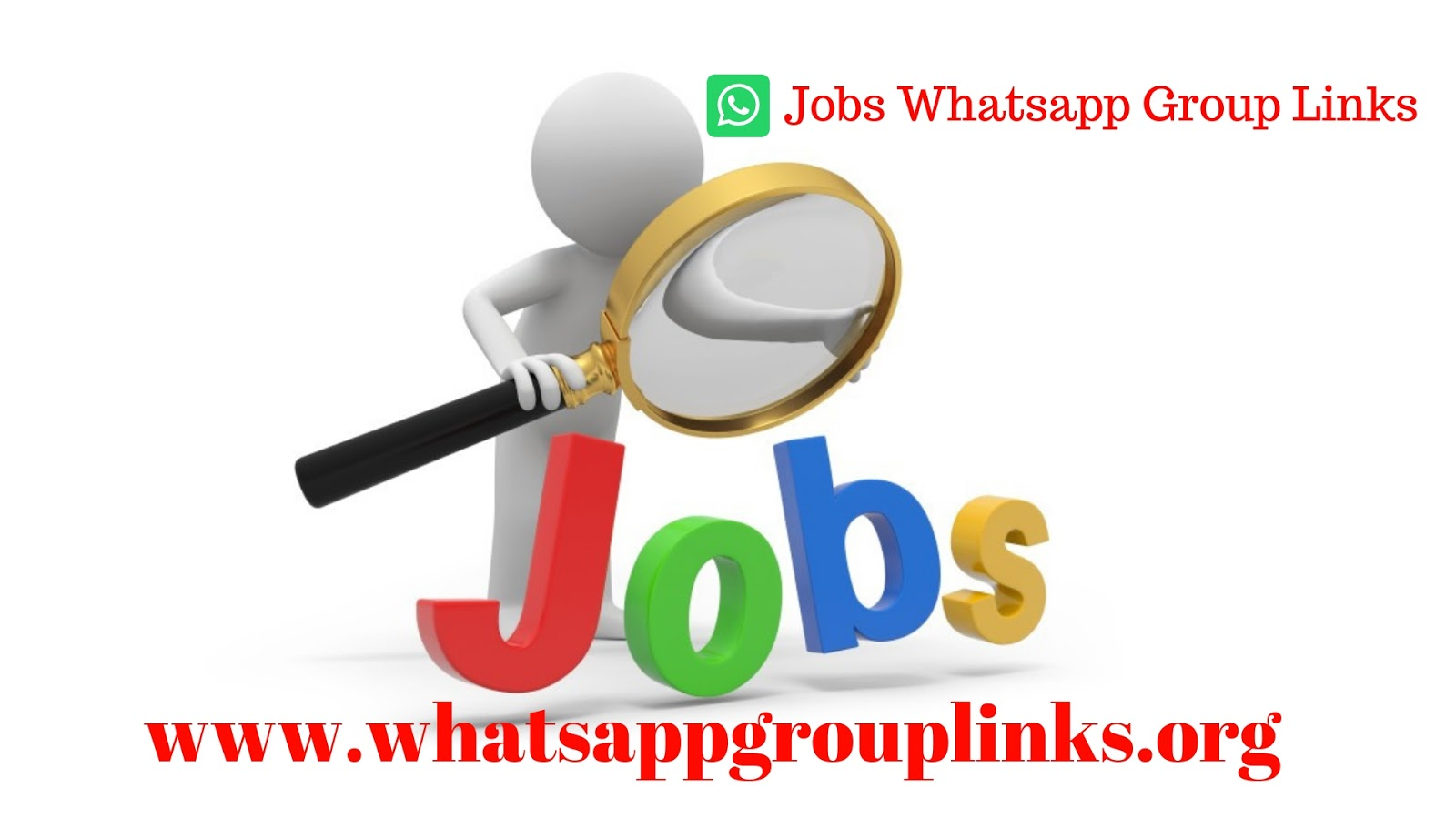 JOIN 1000+ JOB WHATSAPP GROUP LINKS LIST - Whatsapp Group Links