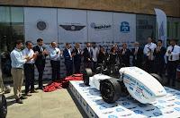YTÜ, yeni ve yerli otomobilini tanıttı