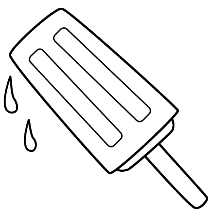 photograph regarding Popsicle Printable titled Best 10 Cost-free And Printable Popsicle Coloring Webpage for Young children
