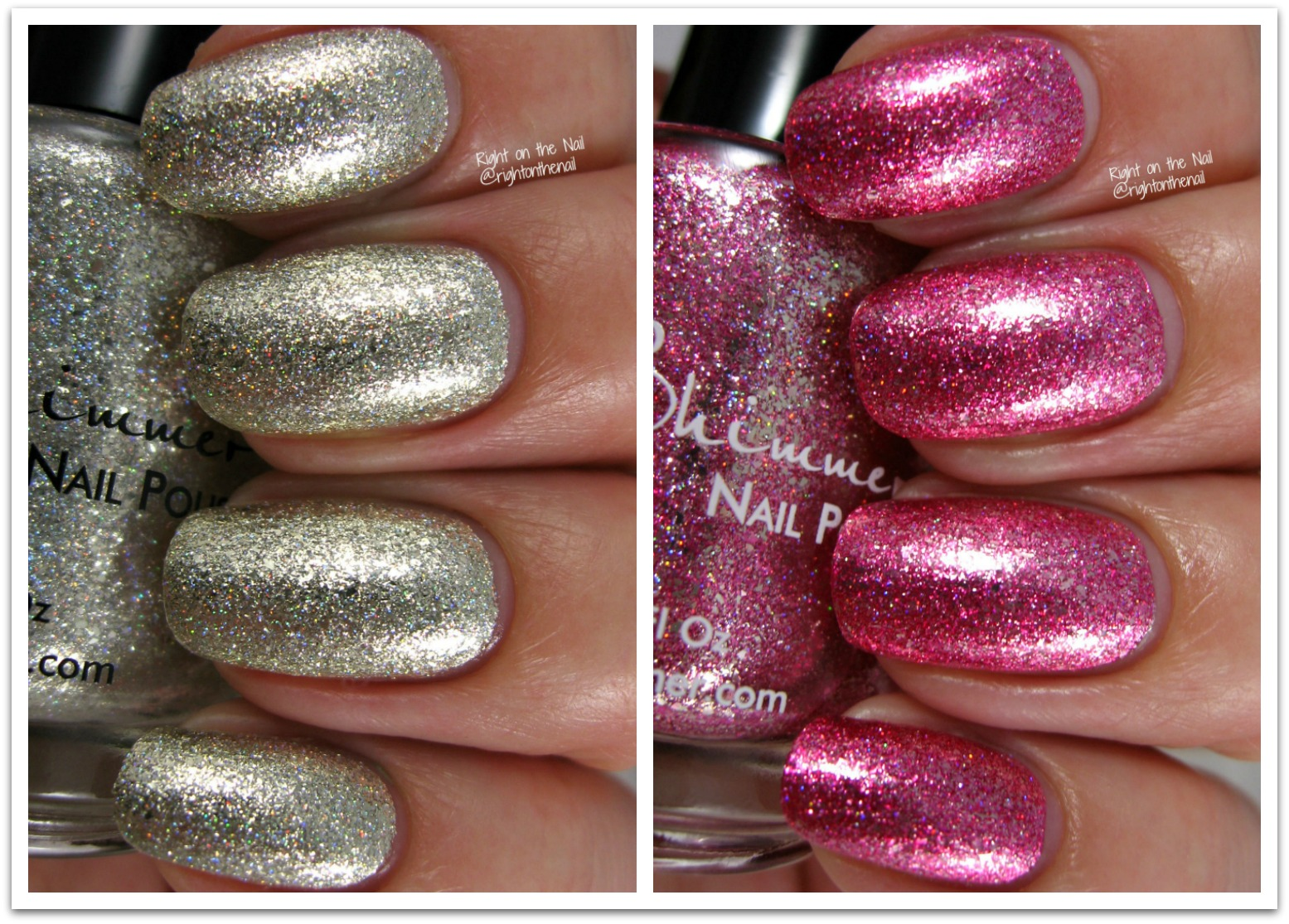 Right on the Nail: KBShimmer 2016 Birthstone Collection Swatches and ...