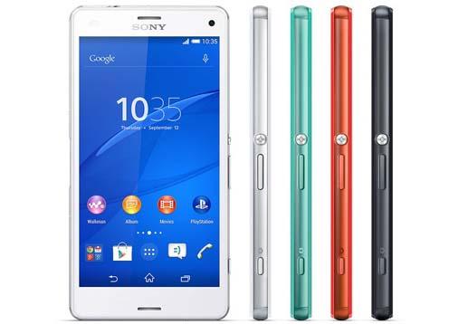 Spesifikasi dan Harga Sony Xperia Z3 Compact, Smartphone Android Kamera 20.7 MP