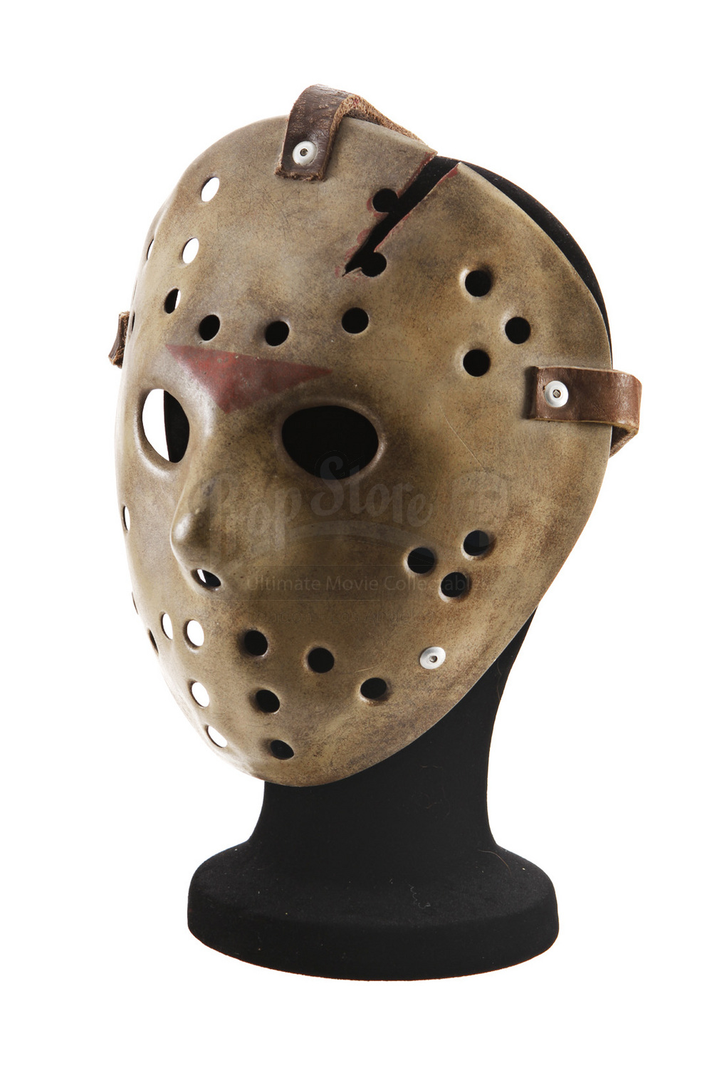 Mold As The Hero Masks And Given Away A Promotional Piece Is Very Valuable What Would You Pay For Historical Item Like This From Friday 13th