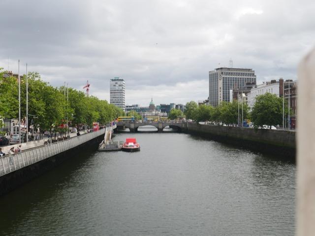 River, Liffey, Dublin