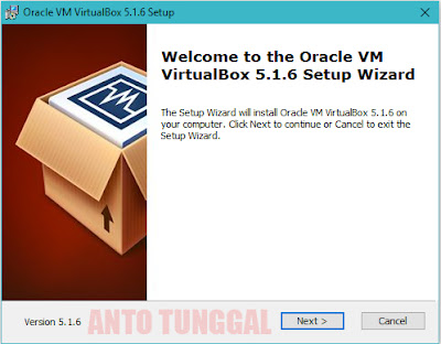 Cara Menginstall Oracle VM VirtualBox Lengkap
