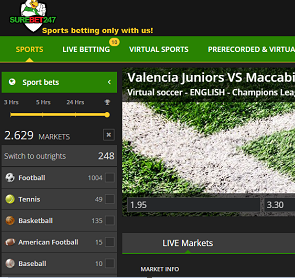 Surebet247 Now Has A New Design