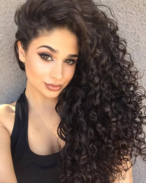 New Curly Hairstyles