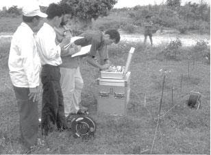 Geophysical Tools Using in Groundwater Exploration