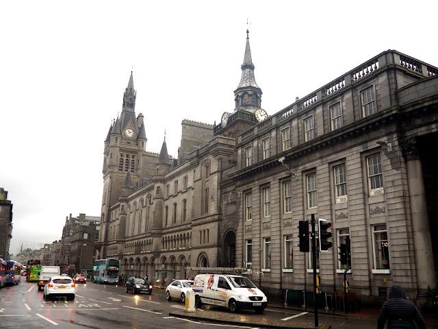 Tolbooth Museum, Aberdeen, Scotland