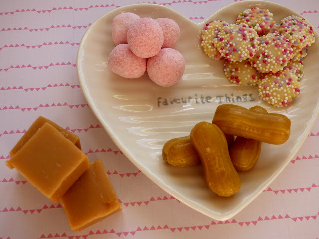 childhood vintage sweets