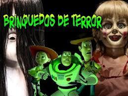 Brinquedos de Terror