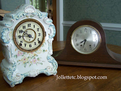 Heirloom clocks https://jollettetc.blogspot.com