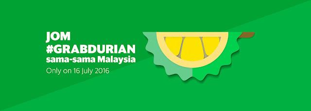Grab Musang King, D24, D100 Durian
