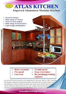 Atlas Kitchen Modular Kitchen Kerala
