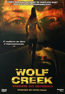 Wolf Creek: Viagem ao Inferno - BDRip Dual Áudio