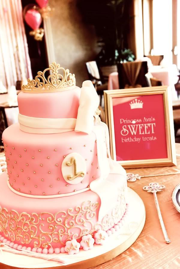 Sweet Little Nursery A Princess Party-5101