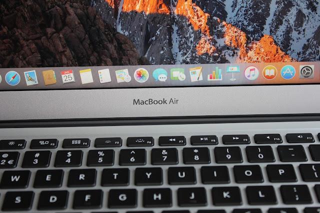IMG 1680 - Unboxing van mijn nieuwe MacBook Air 13