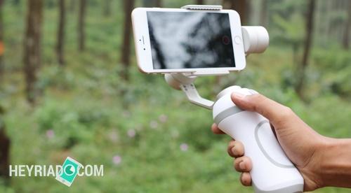 Review Feiyu Vimble C dan hasil penggunaan kami selama ini mungkin bisa menjadi salah sat Gimbal Murah Untuk Smartphone dan Action Cam, Feiyu Tech Vimble C